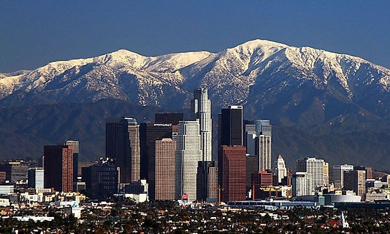 #5 Los Angeles, US -