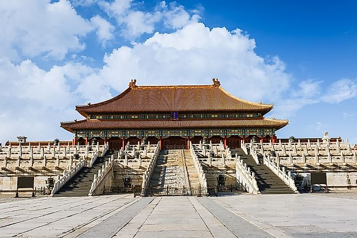 Standing in the Eyes of the World: The Forbidden City (The ...  |Imperial Palace Forbidden City Beijing China