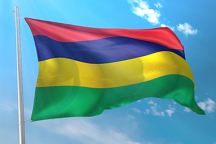 What Do the Colors and Symbols of the Flag of Mauritius Mean?