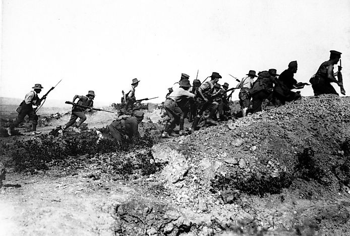 What Was the Battle of Gallipoli?