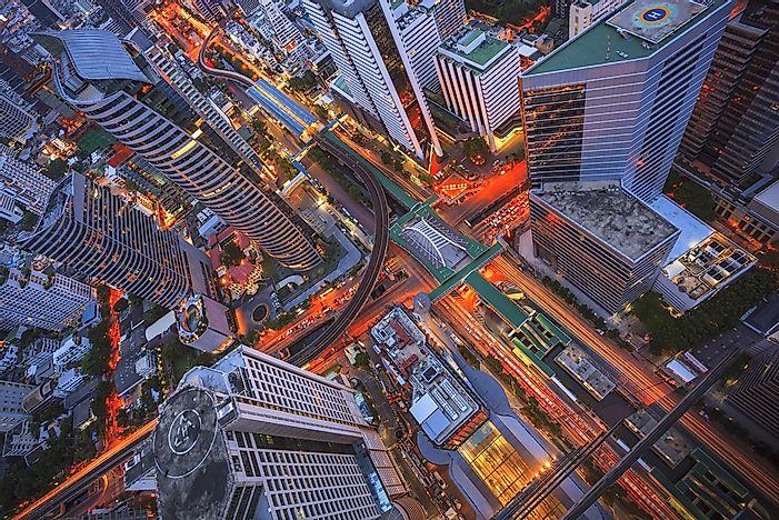 Biggest Cities In Indonesia  WorldAtlas.com
