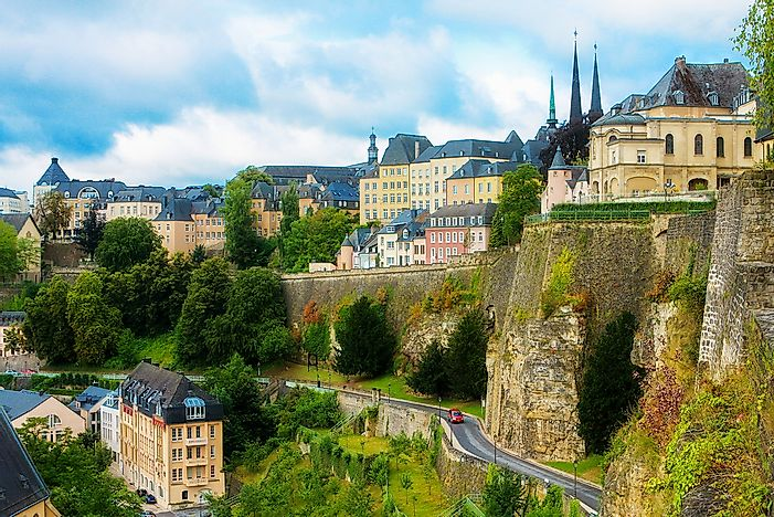 #2 Luxembourg