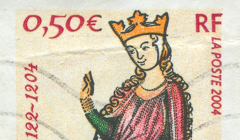 10 Facts About Eleanor of Aquitaine