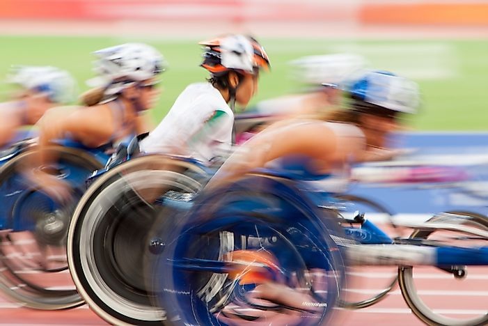 Where Have the Summer Paralympic Games Taken Place?