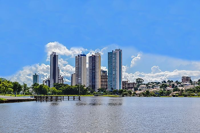 Campo Grande - The Capital Of Mato Grosso do Sul