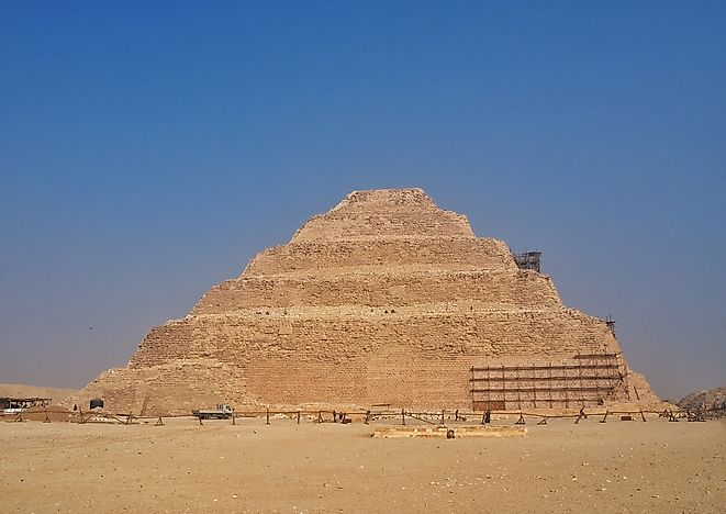 The Lost City of Memphis, Egypt