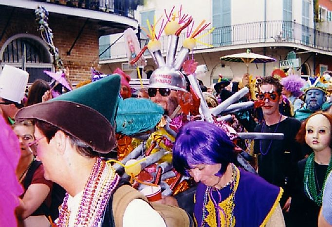 Mardi Gras - Celebrations From Around The World