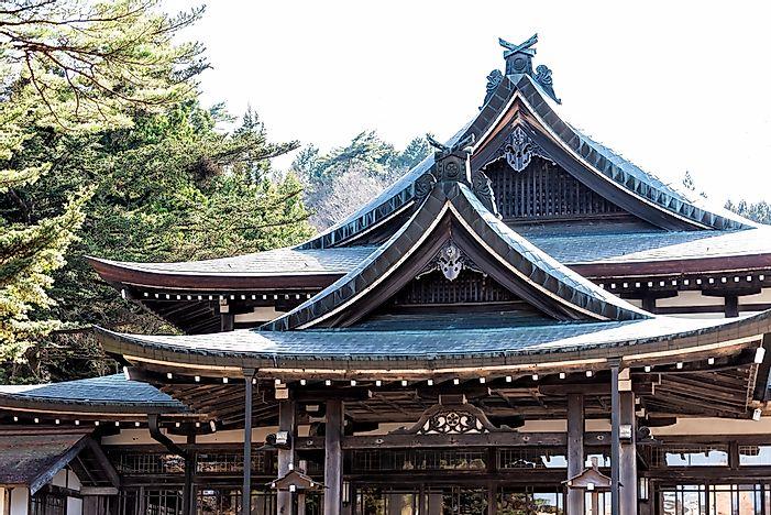 History of Tenrikyo