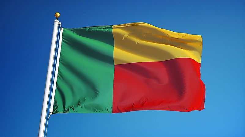 What Do the Colors snd Symbols of the Flag of Benin Mean?