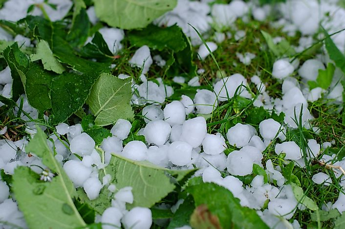 What Are The Dangerous Effects Of A Hailstorm?