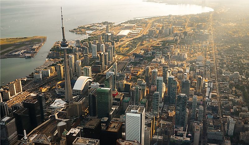 The 10 Biggest Cities In Ontario