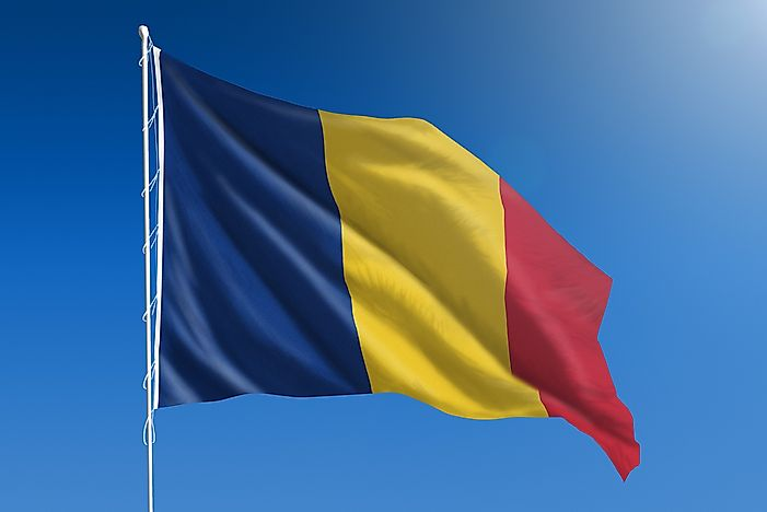 What Do The Colors Of The Flag Of Romania Mean?