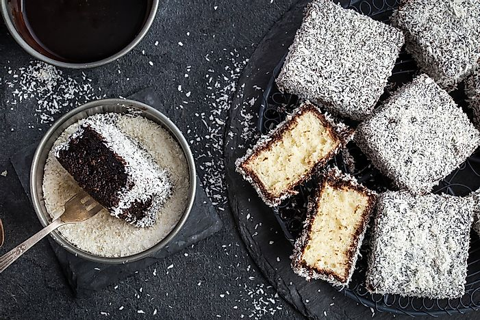 #3 Lamingtons