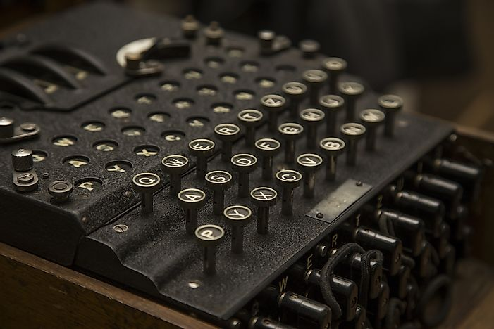 What Was the Enigma Machine?