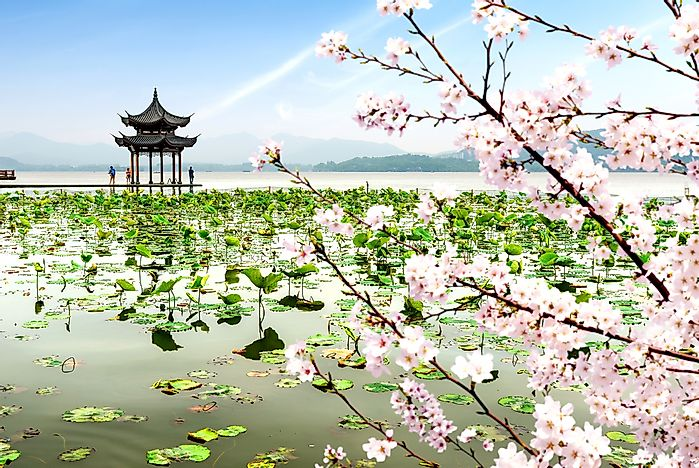 Hangzhou, China - City Spotlight