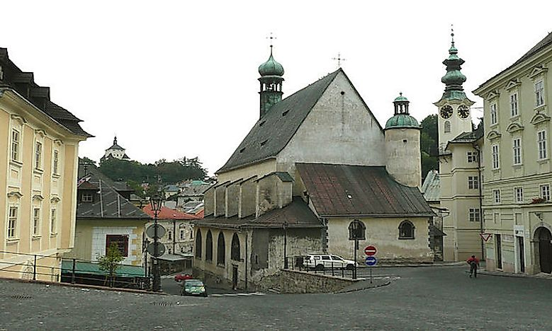 UNESCO World Heritage Sites In Slovakia