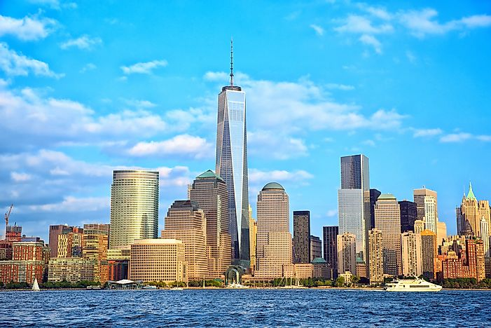#2 North America - One World Trade Center