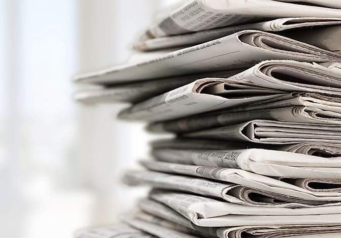 The 10 Most Popular Daily Newspapers In The United States