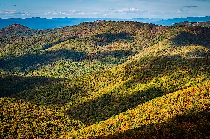 #4 Appalachian National Scenic Trail