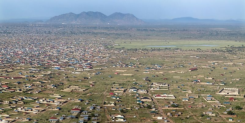 What Is The Capital Of South Sudan?