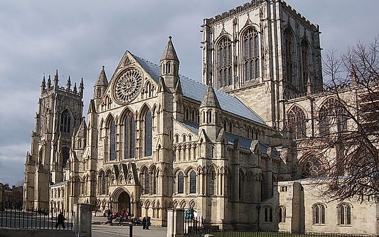 #8 York Minster