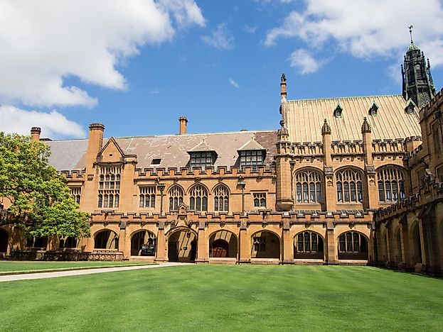 University of Sydney - Educational Institutions Around the World