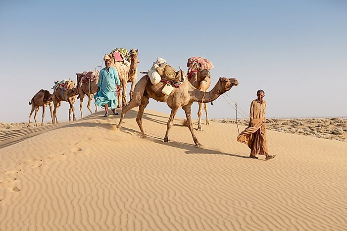 Where Is The Great Indian Desert?