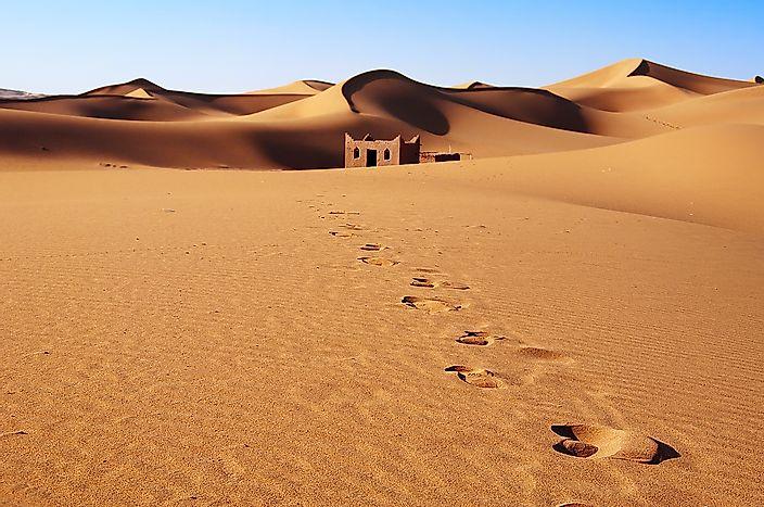 #3 Sahara Desert