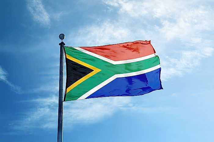 What Do the Colors and Symbols of the Flag of South Africa Mean?