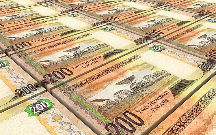 What is the Currency of the Gambia?