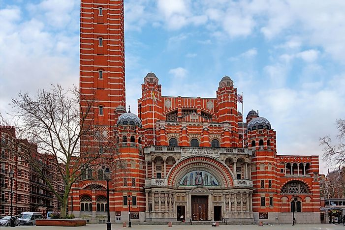Westminster Cathedral - Notable Cathedrals