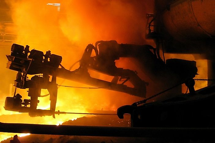The Smelting Industry: Global Importance And Risks