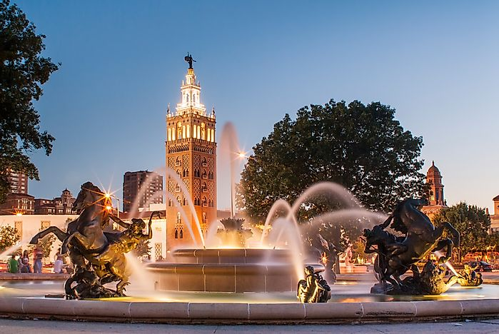 Which City Is Home to the Most Water Fountains?