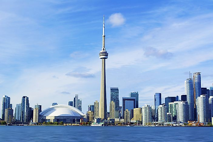 #9 Toronto - The Greenest Cities in North America