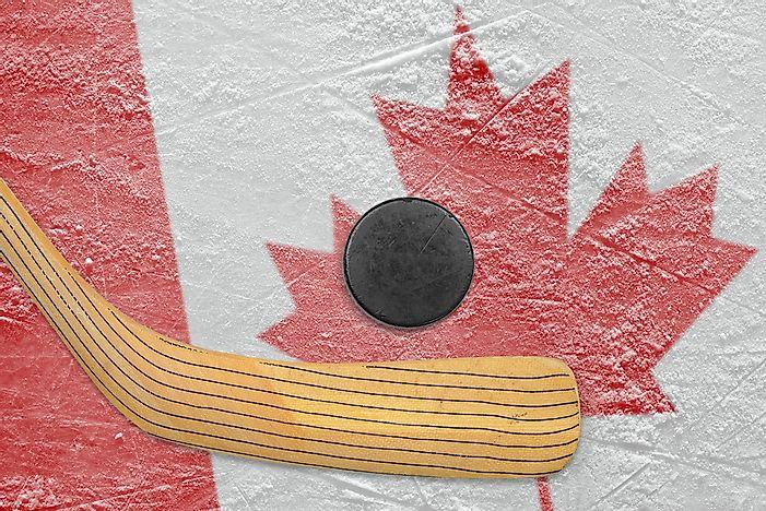 Canadian Symbols - WorldAtlas com