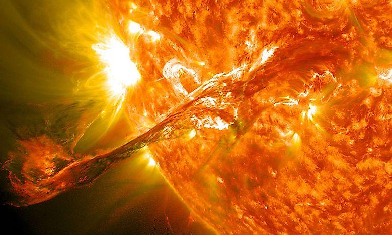 Семь чудес солнечной системы.