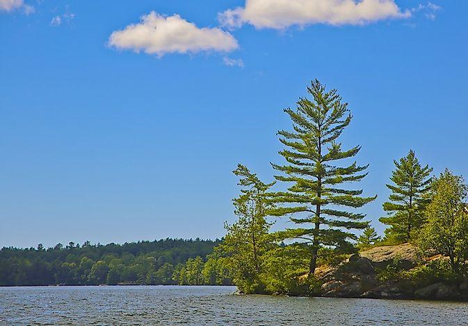 Just How Large Is Lake Huron WorldAtlascom