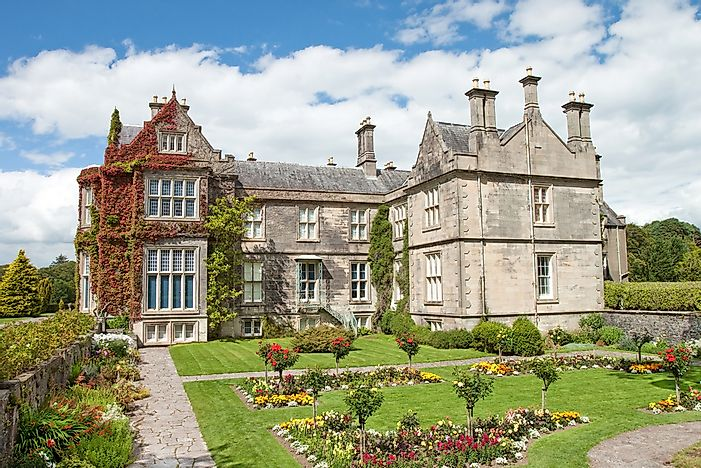 #9 Muckross House Gardens And Traditional Farm