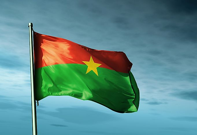 What Do the Colors and Symbols of the Flag of Burkina Faso Mean?