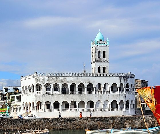 Religion In Comoros Today