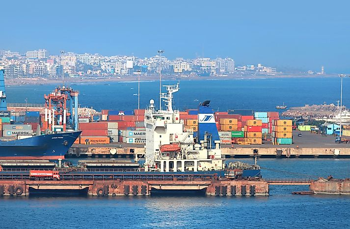 The Busiest Cargo Ports in India