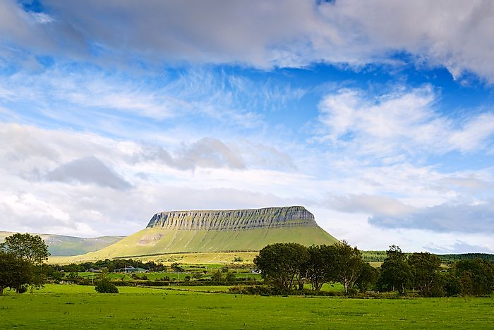 Benbulbin in Sligo.