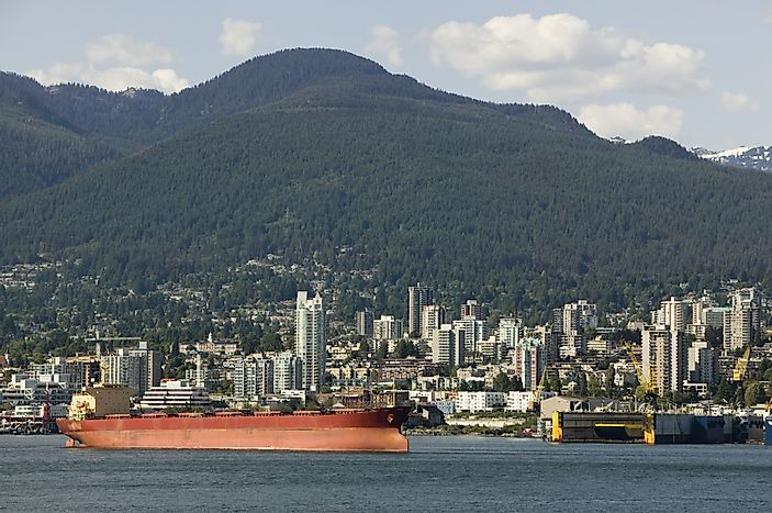 #2 Vancouver - The Greenest Cities in North America
