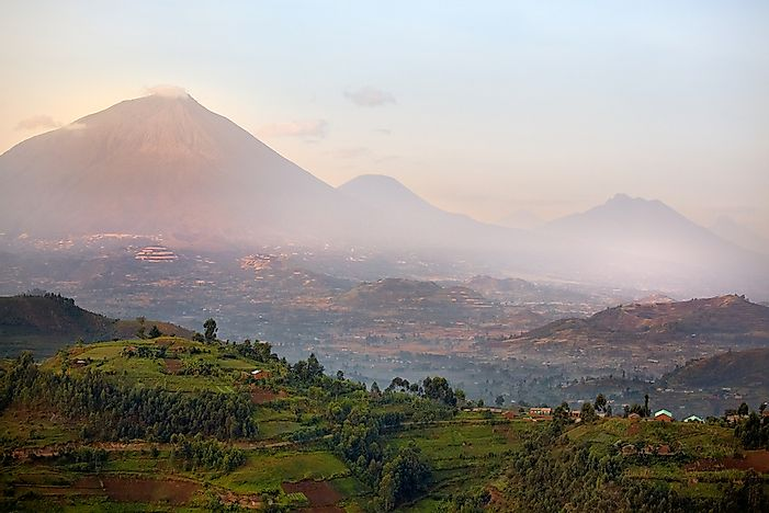 Important Facts About the Virunga Mountains in East Africa
