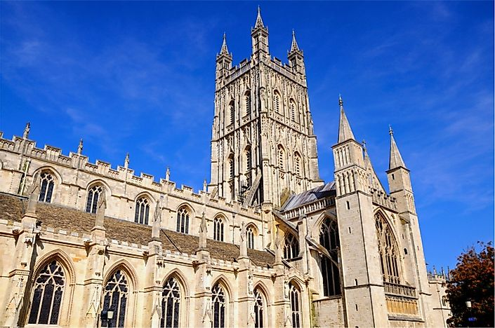 Gloucester Cathedral - Notable Cathedrals