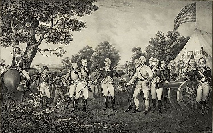 The Battle of Saratoga: The American Revolutionary War
