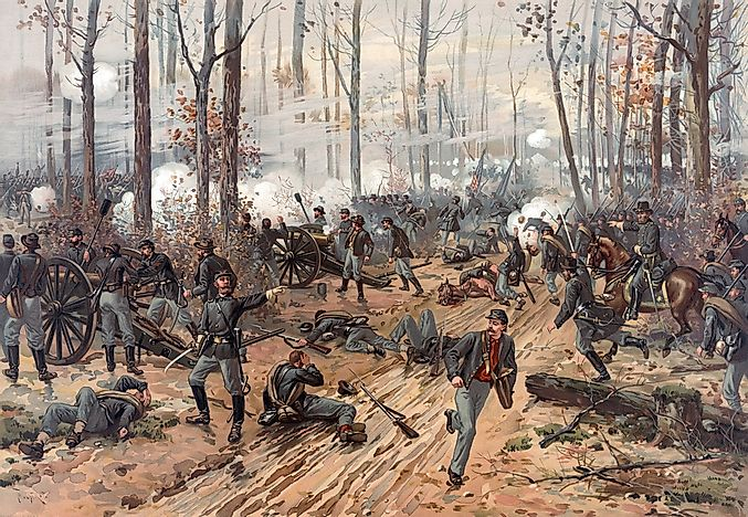#7 Battle of Shiloh (1862) -