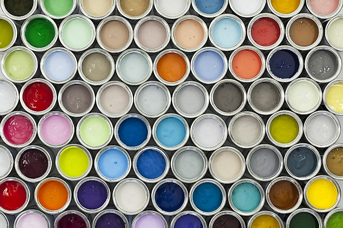 What is the Environmental Impact of Paint?