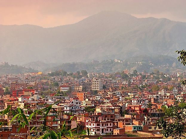 Image result for nepal city