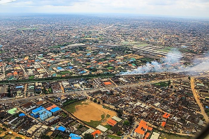 Biggest Cities In Nigeria